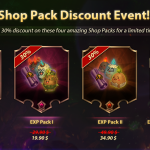 Shop Pack - Mega sale!
