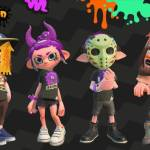 Didn't know the Splatoween Gear is out!