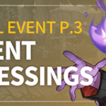 Autumn Special Event P.3: Voting Event Full of Blessings