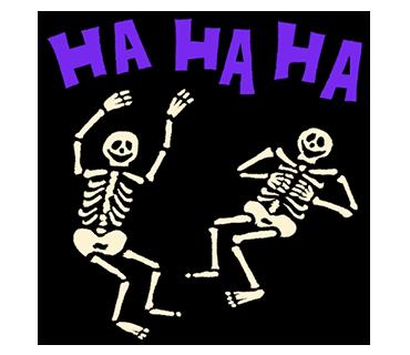 Skeleton Laugh