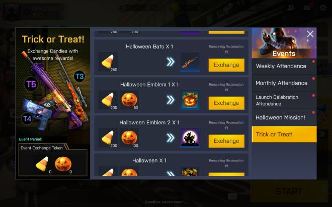 ENG Critical Ops: Reloaded: Event - [Event] 2020 Halloween TRICK OR TREAT Event is now Live! image 9