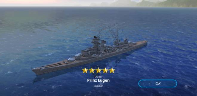 Warship Fleet Command: General - LSP is not bad at all even buying 1. You only have to wait. image 1