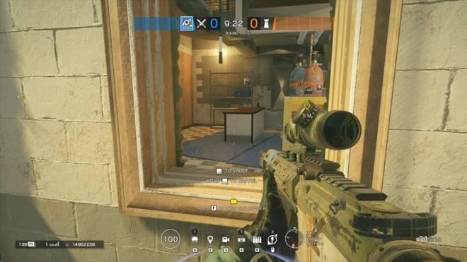 Rainbow Six: Guides - Guide to playing 'Jackal' in 'Border' image 18