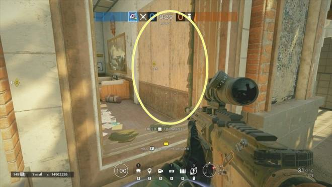 Rainbow Six: Guides - Guide to playing 'Jackal' in 'Border' image 28