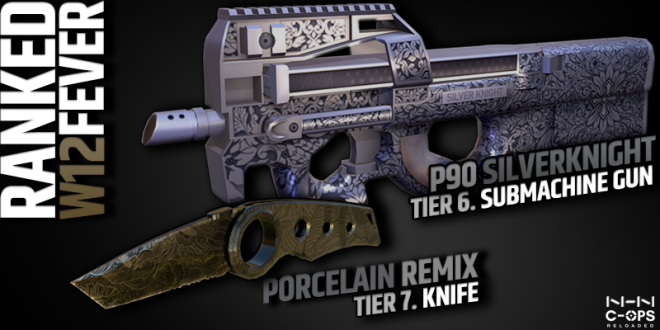 ENG Critical Ops: Reloaded: Event - [Event] Ranked Mode Fever Time W12 image 3