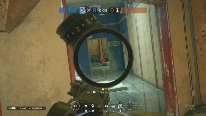 Rainbow Six: Guides - Guide to playing 'Jackal' in 'Border' image 36
