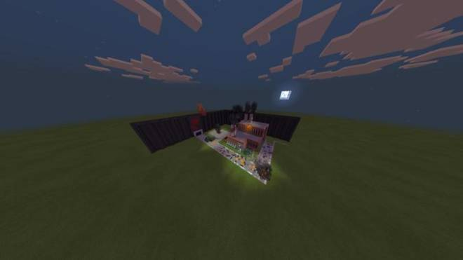 Minecraft: Memes - My idea of a war torn town under a totalitarian regime (More to come soon! image 2