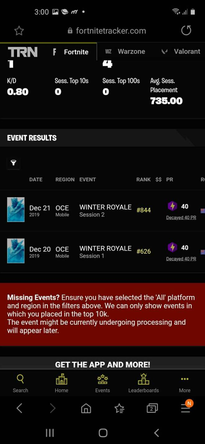 Fortnite: General - My og account  I cant remember  the details to it... image 1