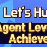 [Event] Agent Level Achievement Event!
