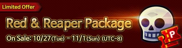 60 Seconds Hero: Idle RPG: Events - [Limited Offer] Red Ticket & Reaper Package image 25