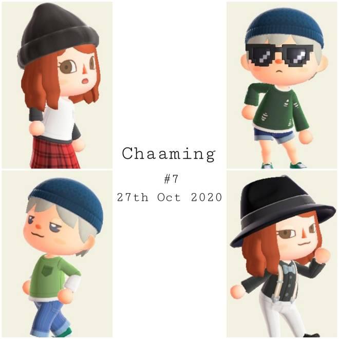 Animal Crossing: Posts - Chaaming Magazine #7 image 1