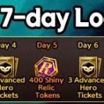 [Event] New Agent Login Event!