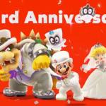 It's Super Mario Odyssey's 3rd Birthday!