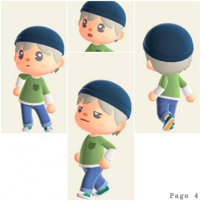 Animal Crossing: Posts - Chaaming Magazine #7 image 9