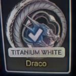 Titanium white Dracos