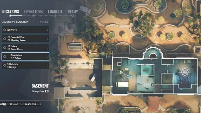 Rainbow Six: Guides - Guide on playing 'Melusi' in 'Consulate' image 2