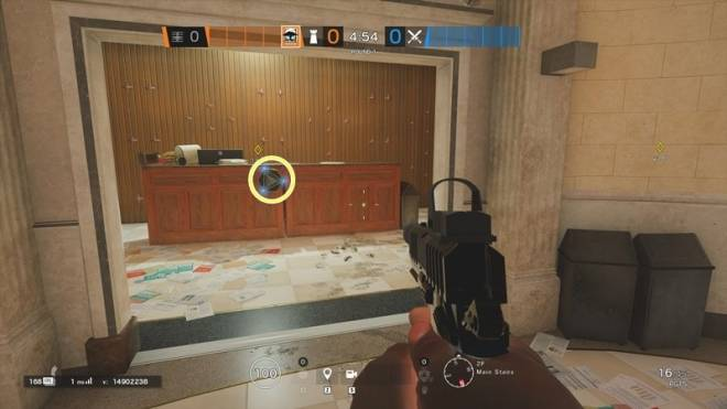 Rainbow Six: Guides - Guide on playing 'Melusi' in 'Consulate' image 12