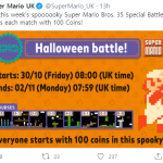 Halloween Event in UK!