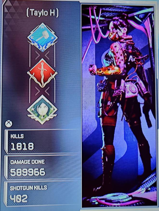 Apex Legends: Looking for Group - Anyone looking for a 3rd man for their trio? I'm a wraith main but I'll play others (revenant, loba, image 3