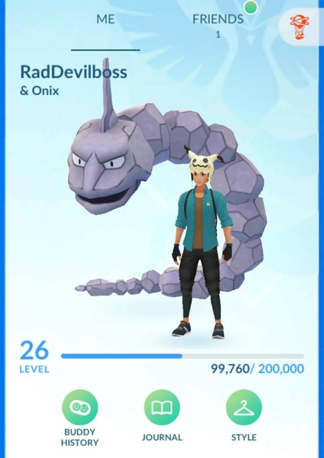 Pokemon: General - Add me so we can send gift and stuffs image 1
