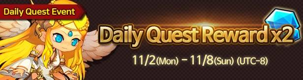 60 Seconds Hero: Idle RPG: Events - [Event] Daily Quest Reward x2! image 15