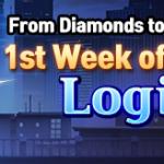 [Event] 1st Week of November Login Event!