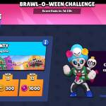 Commpleted Brawl-O-Ween Challenge 12-1