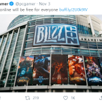 BlizzCon will be Free for Everyone!