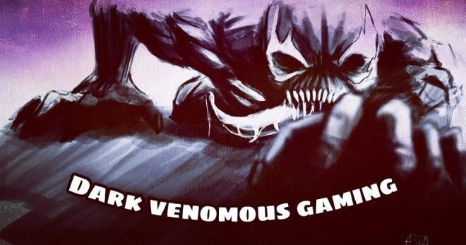 Entertainment: General - Dark venomous gaming  image 2