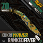 [Event] Ranked Mode Fever Time W13