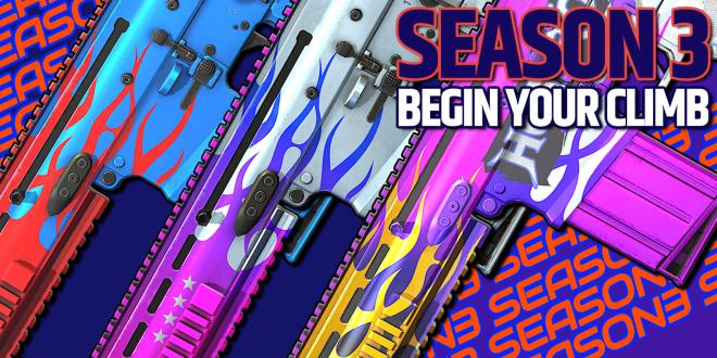 JP Critical Ops: Reloaded: Announcement - 【お知らせ】 ランクシーズン3&クリティカルパスシーズン3の開始 image 3