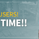 Welcome Back Users! It's Guild War Time!!