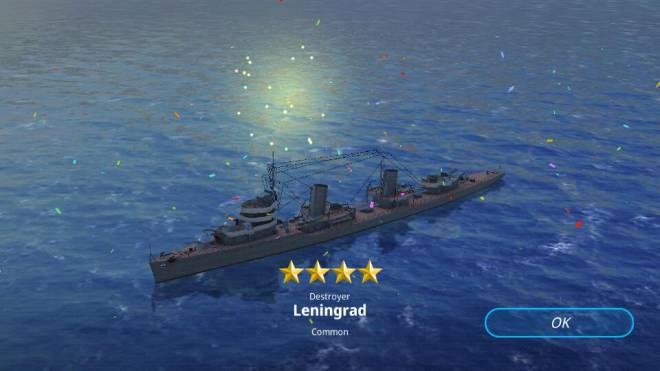 Warship Fleet Command: General - For MOTHERLAND! image 2