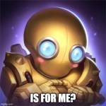 When supports see canon minions