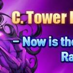[Event] C. Tower Point 2x Week!