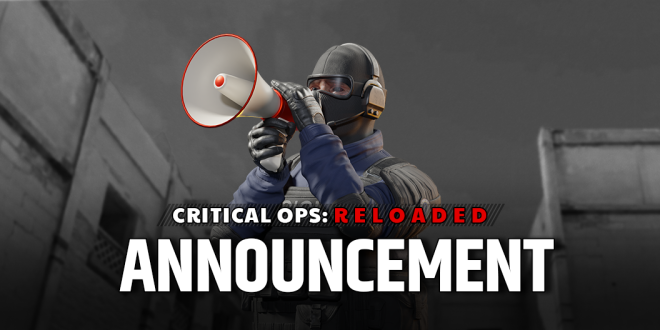 ENG Critical Ops: Reloaded: Announcements - [Event: Ranked Match Fever W13] Event Results image 1