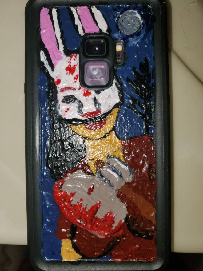 Dead by Daylight: General - Huntress Phone Case image 2