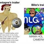 Ubi gave Blitz a COD montage video tbh