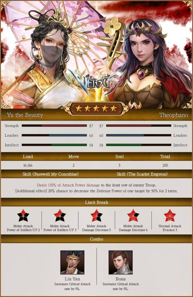 VERSUS : REALM WAR: Announcement - New Commanders of 9th Week has Arrived! image 3