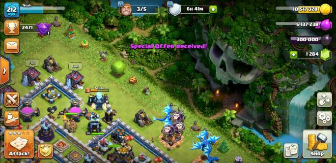 """Clash of Clans: General - New Scenery Just Added """"Pirates"""" image 2"""