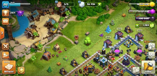 """Clash of Clans: General - New Scenery Just Added """"Pirates"""" image 3"""
