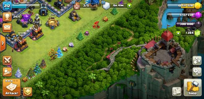 """Clash of Clans: General - New Scenery Just Added """"Pirates"""" image 5"""