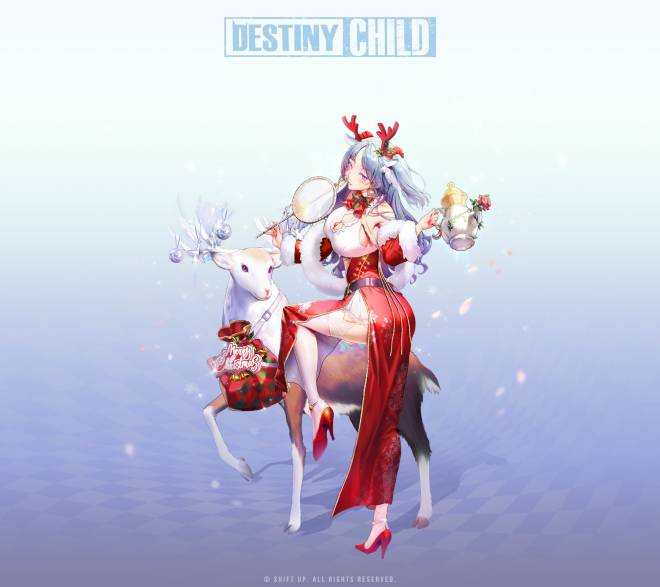 DESTINY CHILD: DC TUBE - Destiny Child - The Winter's Tale - Wallpapers image 4
