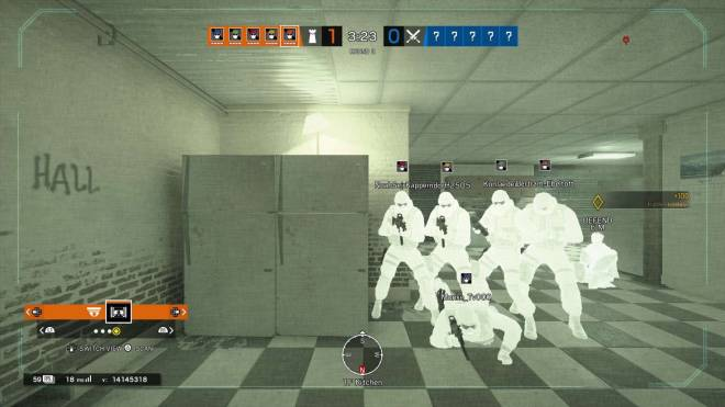 Rainbow Six: General - R6 Group Photo With The Boys image 2