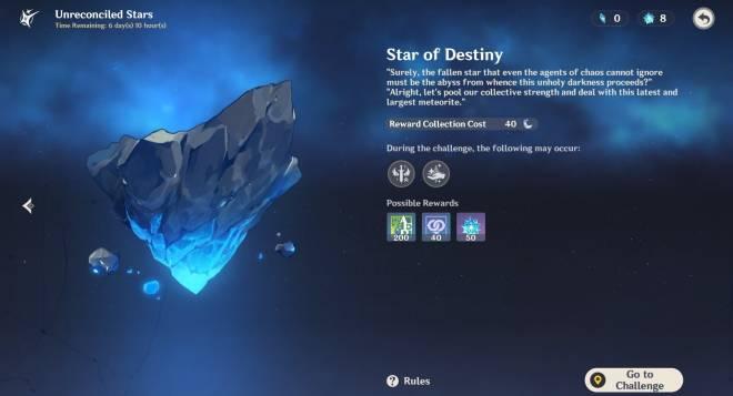 Genshin Impact: Posts - Meteor Event Stage 3 unlocked! image 2