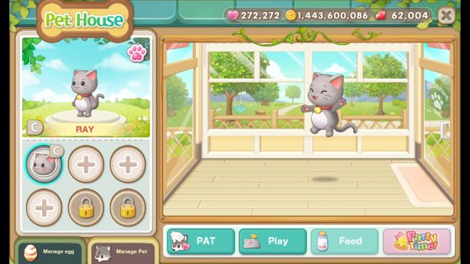 My Secret Bistro: ● FAQ - [FAQ] New <Pet> system update image 29