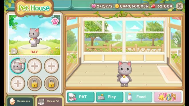 My Secret Bistro: ● FAQ - [FAQ] New <Pet> system update image 23