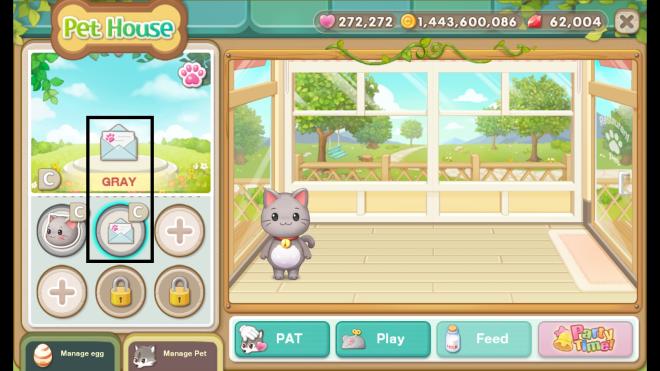 My Secret Bistro: ● FAQ - [FAQ] New <Pet> system update image 39