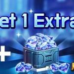 [Black Friday Event] Buy 2 and Get 1 Extra Diamonds!