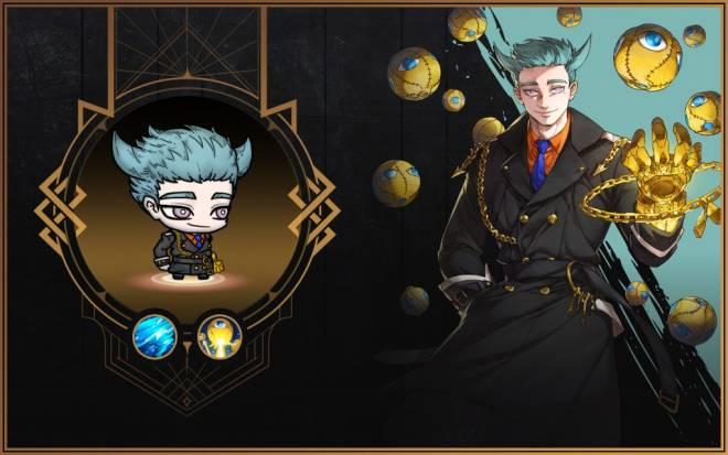 熱練戰士 正式官網: ◆ 游戲消息 - 💀來看看新英雄的全貌吧!💀 新角色公開時間!! image 3